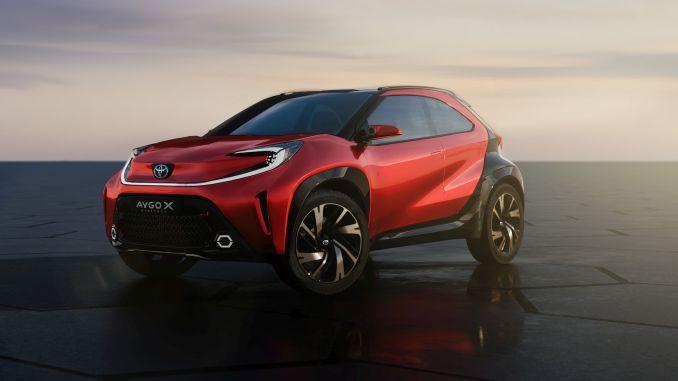 Toyota bude nový model segmentu A vyrábať v Českej republike