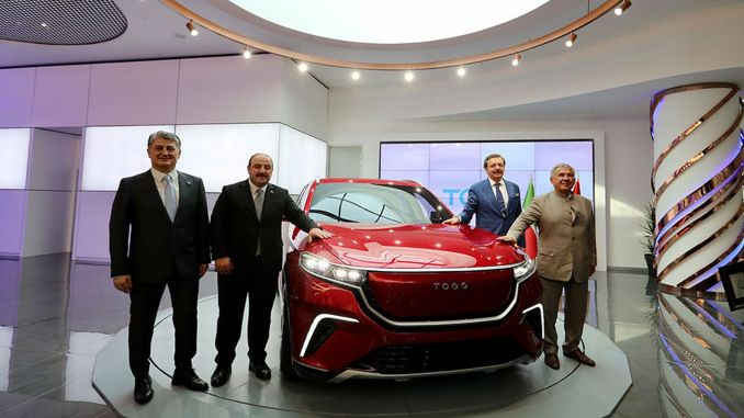 Turkey's car togg is in the sights