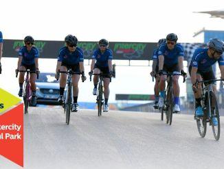 corrida de bicicleta de hora está agora na turquia