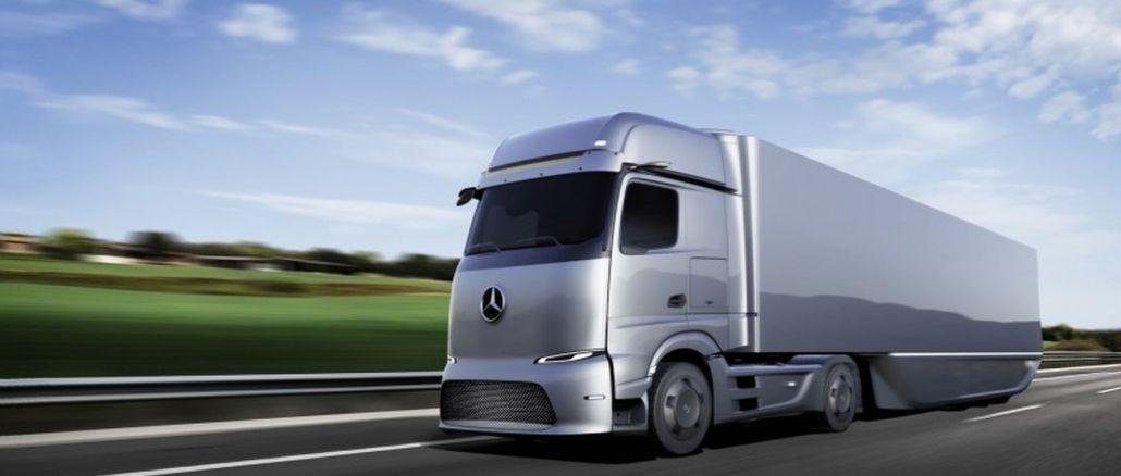 A Daimler teherautó-hálózat és a catl együtt fejlesztenek ki teherautóspecifikus akkumulátorokat