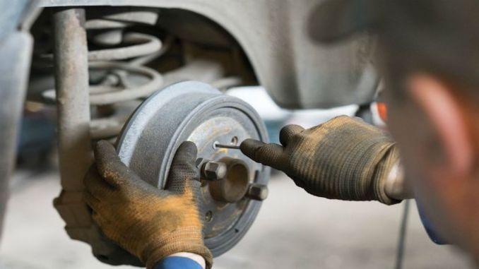 Bremseklossproduksjon