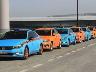 havalimani taksicileri ile entegrasyon uzlasmasi