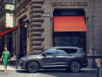 Hyundai Assan laajentaa maastoautoperhettä Santa Fe: n kanssa