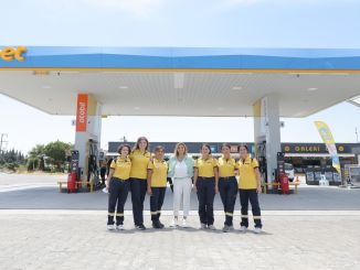 The number of female employees at opet stations approached one thousand