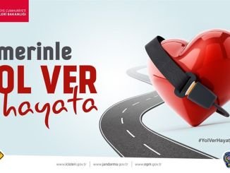 Give way to life campaign started across turkey