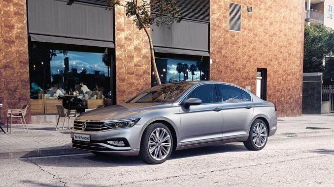 Volkswagen Passat and Tiguan Now Only Automatic Transmission Will Be Produced