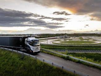 daimler kamion i ljuska sarađuju na kamionima sa gorivim ćelijama
