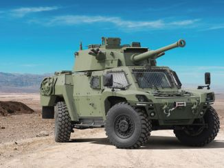 Otokar는 scorpion iid로 scorpion ii 제품군을 확장했습니다.