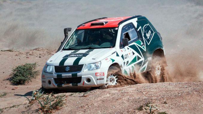 TransAnatolia Rally Raid Race Year startar i Eskisehir