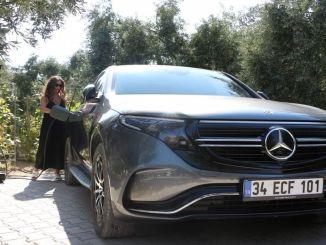 Mercedes EQ Experience εμπειρία στη Σμύρνη το καλοκαίρι