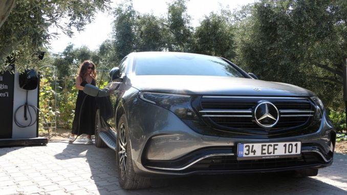 Mercedes EQ iskustvo doživjelo u Izmiru tokom ljeta