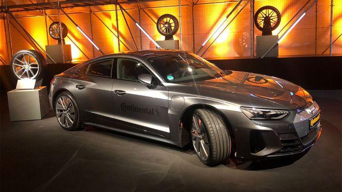 Η Continental φέρνει το νέο της σπορ ελαστικό sportcontact στους οδηγούς