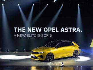 Στο πρώτο μισό του νέου opel astra, το οποίο θα εισαχθεί στον κόσμο, θα είναι στην Τουρκία