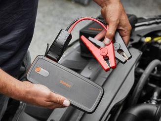 Var inte rädd för att ta slut på batteriet vid regelbunden användning