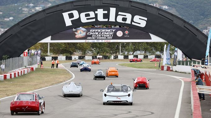electric vehicle final races witnessed exciting images