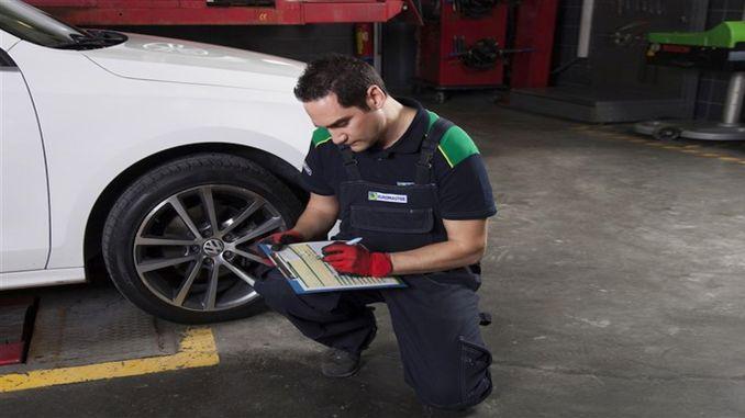 euromaster מבצעת בדיקות נקודתיות בחינם על רכבים