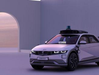 Hyundai ja liike -ioniq kehittivät robotaxin