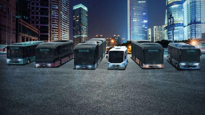 קרסאן הציגה את משפחת הדוגמניות החשמלית החדשה של XNUMX% הדוגמאות החשמליות