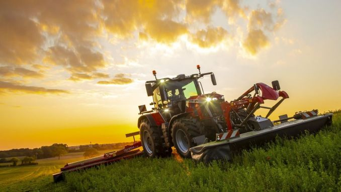 massey ferguson launches new smart machines and digital services