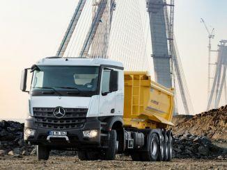 מרצדס בנץ טורק מציעה יתרונות חדשים בשירות משאיות