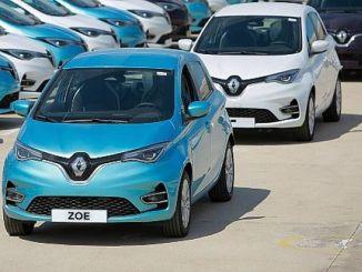 Renault zoe accordo firmato tra renault mais e tiktak