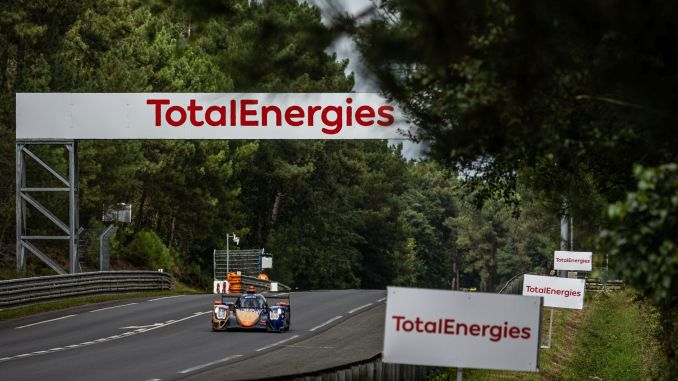 totalenergies le mans hour races and fia to introduce its renewable fuel at the world endurance championship