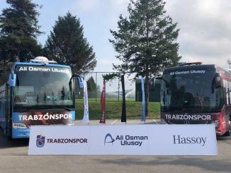 al osman Ulusoy מתיירות trabzonspora עיצוב מיוחד מרצדס בנץ תיירות