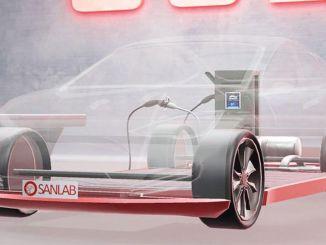 电动汽车本地主解决方案