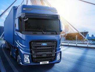 משאיות פורד נמצאות כיום בשוק הגרמני הגדול ביותר באירופה
