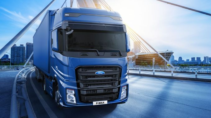 ford trucks are now in europe's largest germany market