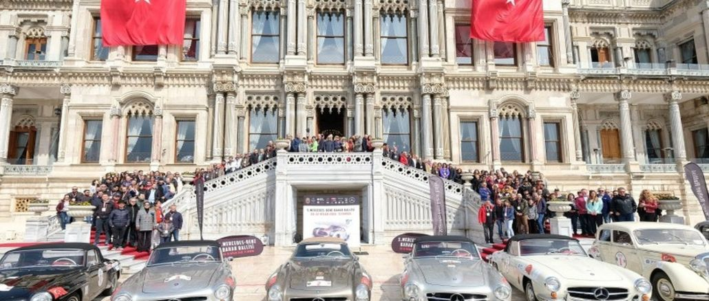 Mercedes-Benz Republic Rally Begins