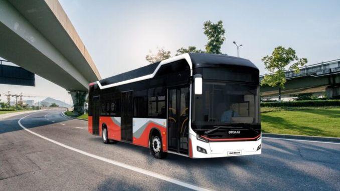Otokar presentará el autobús eléctrico city electra durante el transporte y la comunicación.