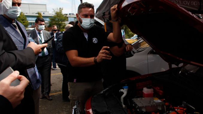 taysad electric vehicles day held the first of its series of events
