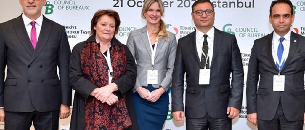 土耳其機動車輛辦公室主辦的國際會議