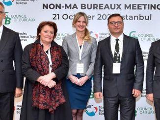 tarptautinis susitikimas, kurį organizuoja Turkijos motorinių transporto priemonių biuras