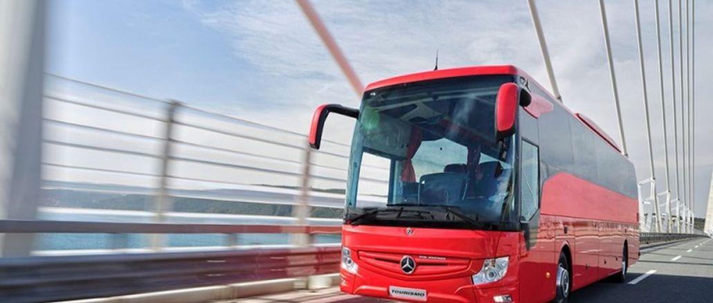83 % Turkijoje pagamintų Mercedes-Benz autobusų buvo eksportuoti