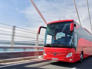 Türkiye'de Üretilen Mercedes-Benz Otobüslerin Yüzde 83'ü İhraç Edildi