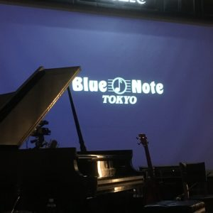 Blue note東京のジェイソン・モラン