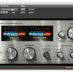 Softube – FET Compressorについて