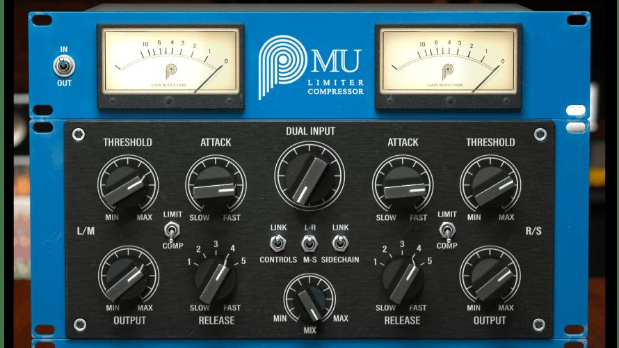 Pulsar Audio – Muについて