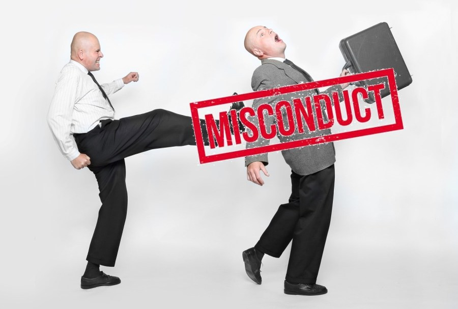 4 employee misconduct guidelines to prevent employee sue you ...