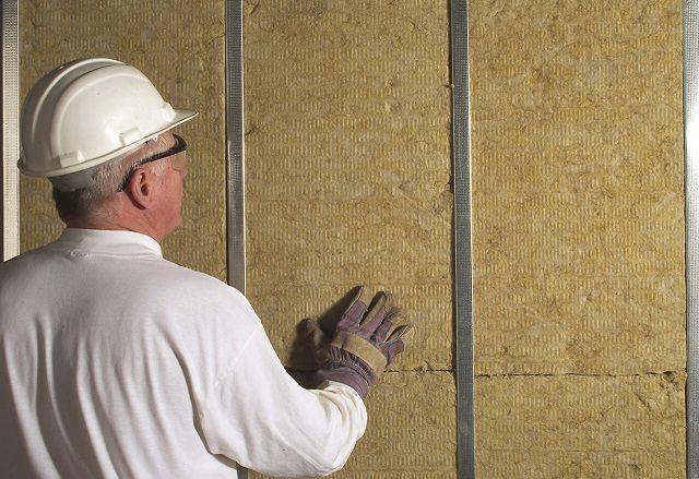 Basaltisolasjon - veldig behagelig i installasjonen