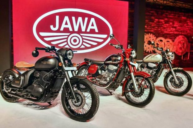 Jawa Motorcycles Reborn di India 2019