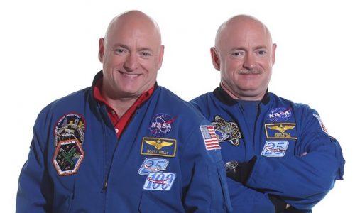 ikiz astronot