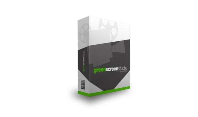 green screen studio oto