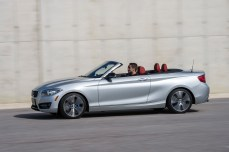 On Location pictures BMW 2 Series Convertible
