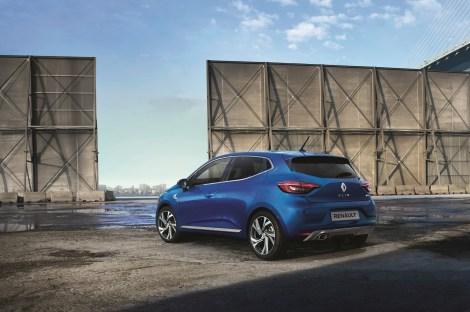 2019 – Nouvelle Renault CLIO R.S. Line