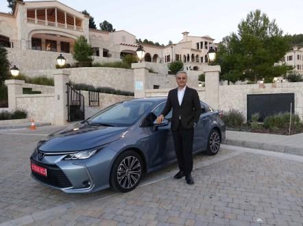 Toyota Turkiye Paz. ve Satis A.S. CEO'su Ali Haydar Bozkurt (2)