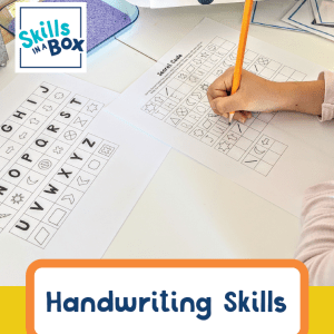 Handwriting Skills - Cover