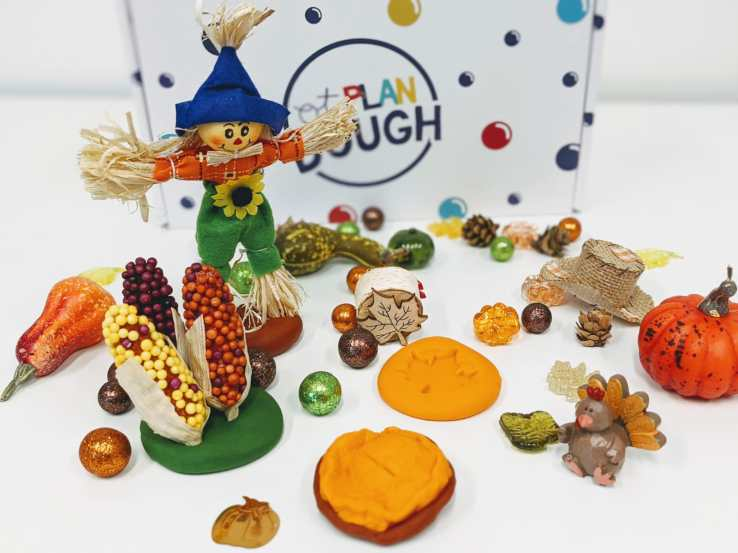 OTPlanDough is our playdough kit that engages your child in sensory-motor play.